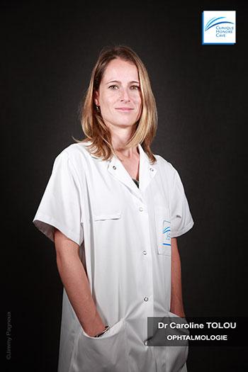 Dr. TOLOU Caroline - Clinique Honoré Cave