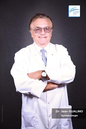 Dr. GUALINO Jean - Clinique Honoré Cave