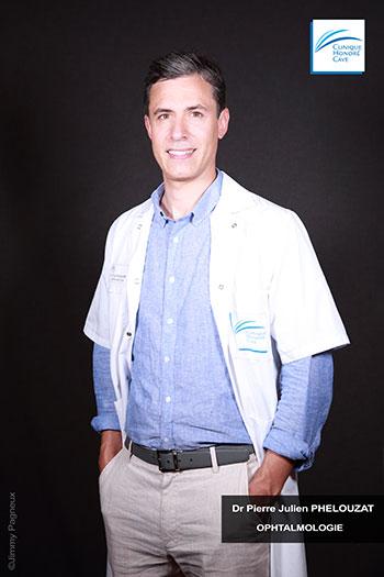 Dr. PHELOUZAT Pierre Julien - Clinique Honoré Cave