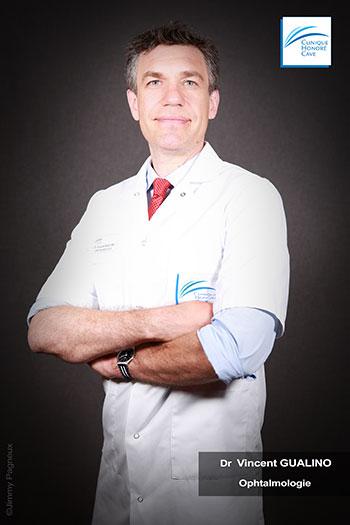 Dr. GUALINO Vincent - Clinique Honoré Cave