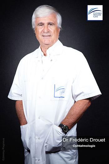 Dr. DROUET Frédéric - Clinique Honoré Cave