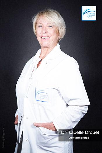 Dr. DROUET Isabelle - Clinique Honoré Cave