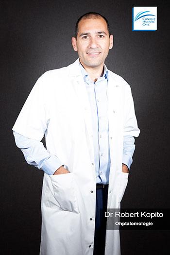 Dr. KOPITO Robert - Clinique Honoré Cave