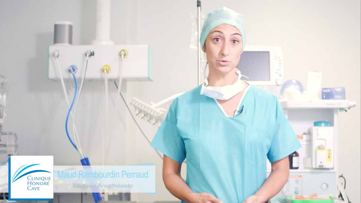 Anesthésie O.R.L pédiatrique - Clinique Honoré Cave