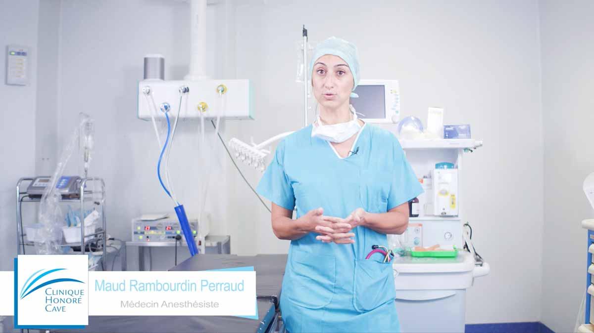 Les différentes techniques d'anesthésie - Clinique Honoré Cave