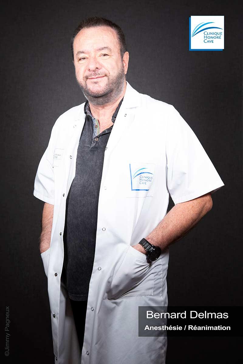 Dr. DELMAS Bernard - Clinique Honoré Cave