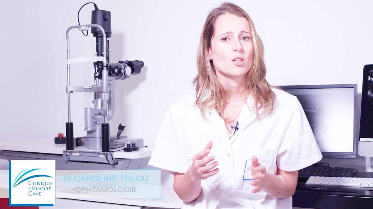 Précautions post opératoire en ophtalmologie - Clinique Honoré Cave