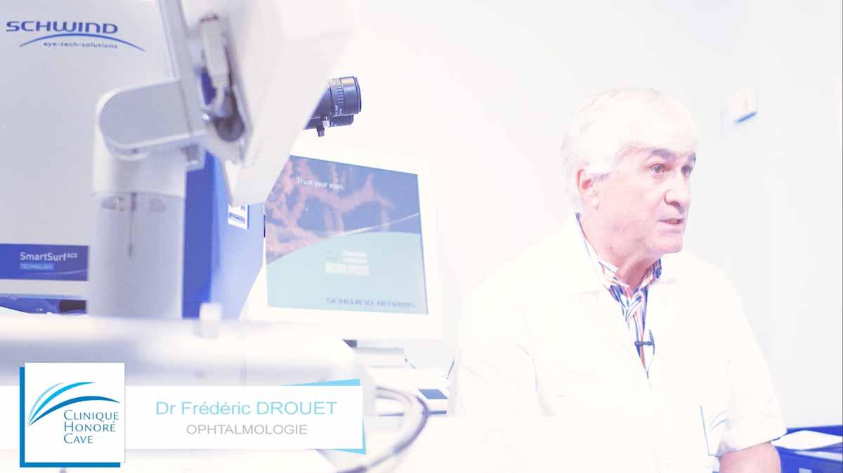 Quels sont les avantages du traitement au laser en chirurgie réfractive? - Clinique Honoré Cave