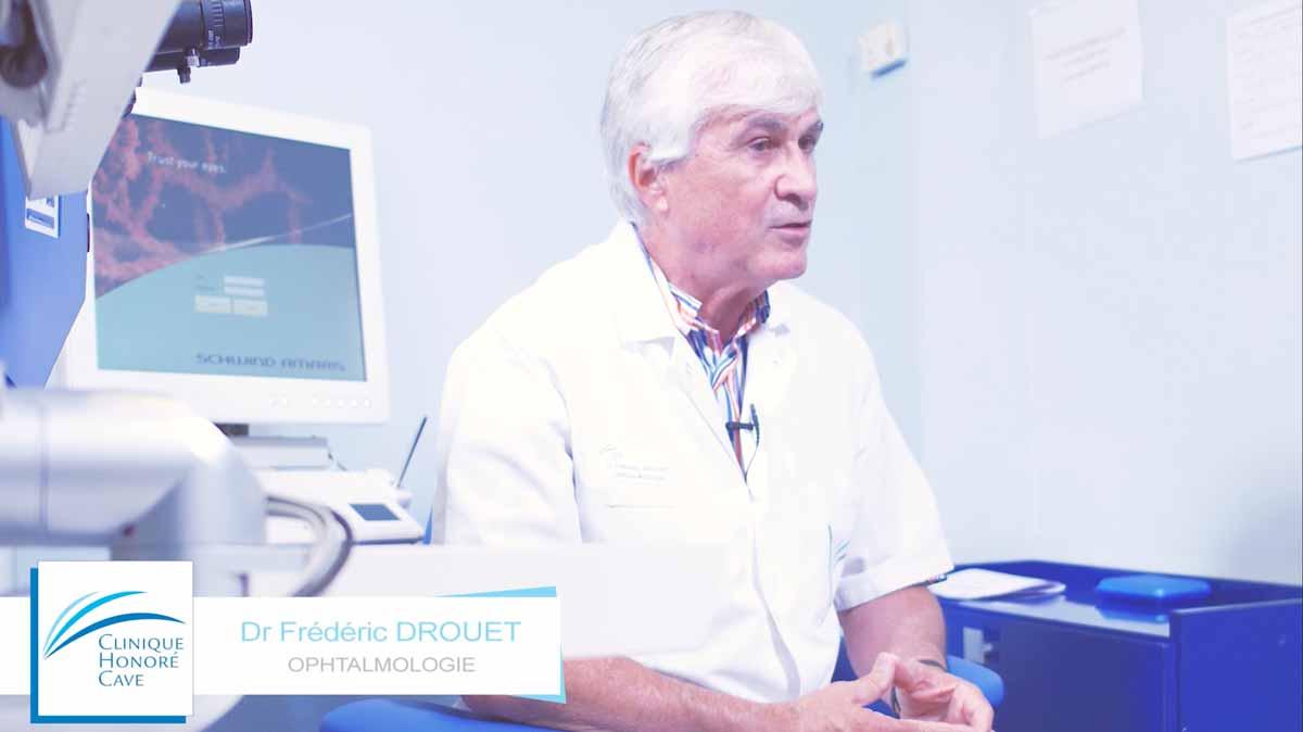Est-ce grave si je bouge durant l'intervention de chirurgie réfractive au laser ? - Clinique Honoré Cave