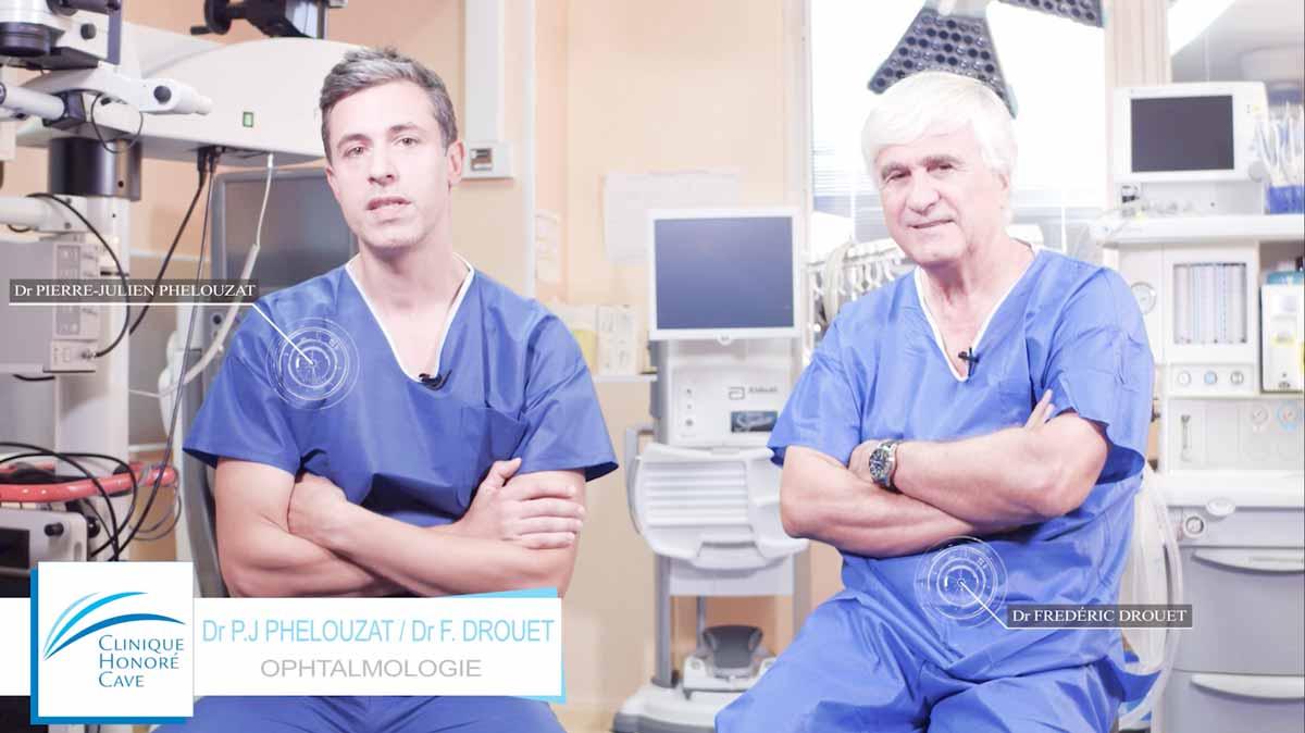Quel implant pour la chirurgie de cataracte ? - Clinique Honoré Cave