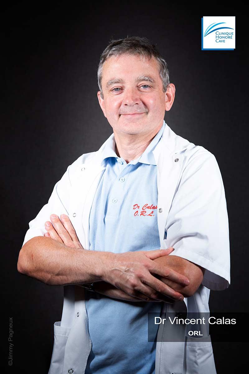 Dr. CALAS Vincent - Clinique Honoré Cave