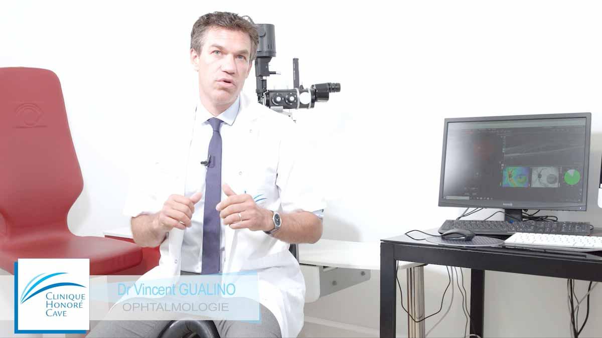 Comment se passe une intervention chirurgicale de la rétine ? - Clinique Honoré Cave
