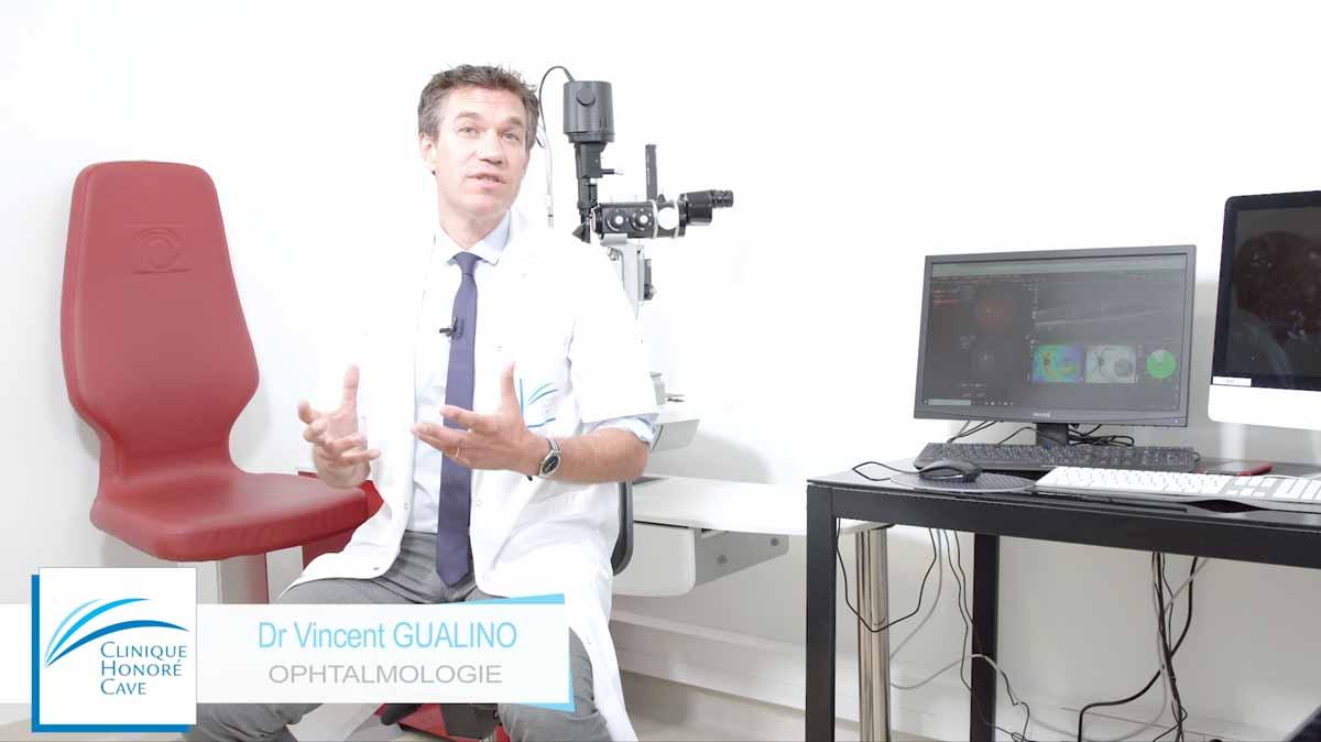 Qu'est-ce que la rétine et quel est son rôle ? - Clinique Honoré Cave