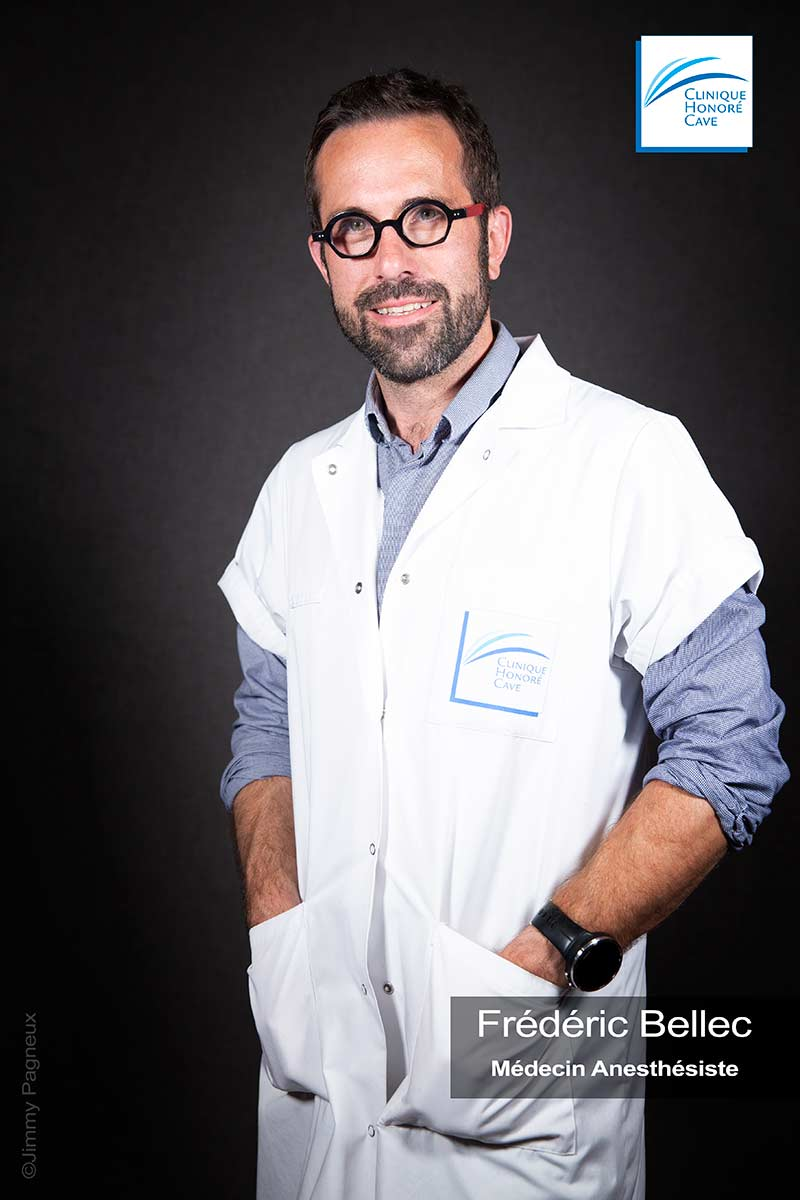 Dr. BELLEC Frédéric - Clinique Honoré Cave