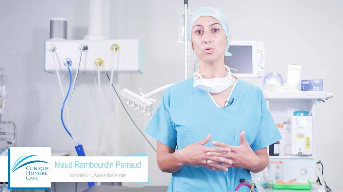 Prise en charge par les équipes d'anesthésie au bloc - Clinique Honoré Cave