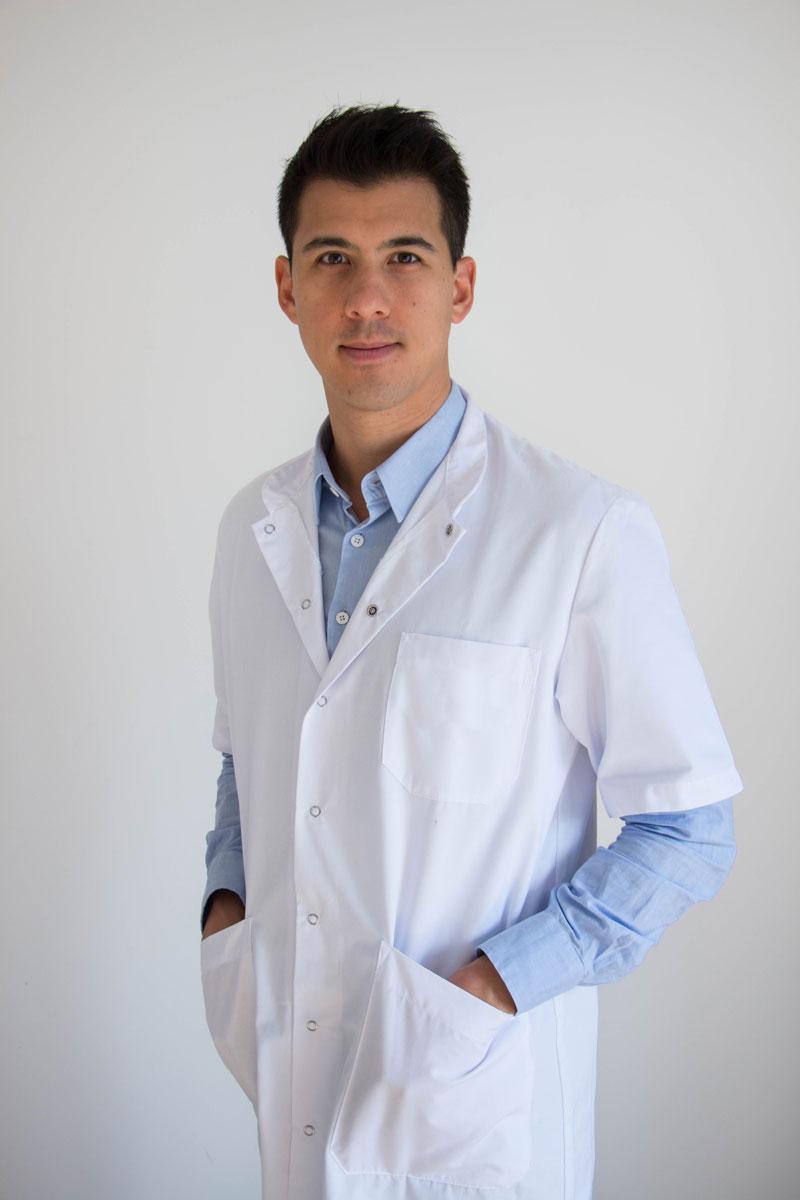 Dr. PIERNE Kevin - Clinique Honoré Cave
